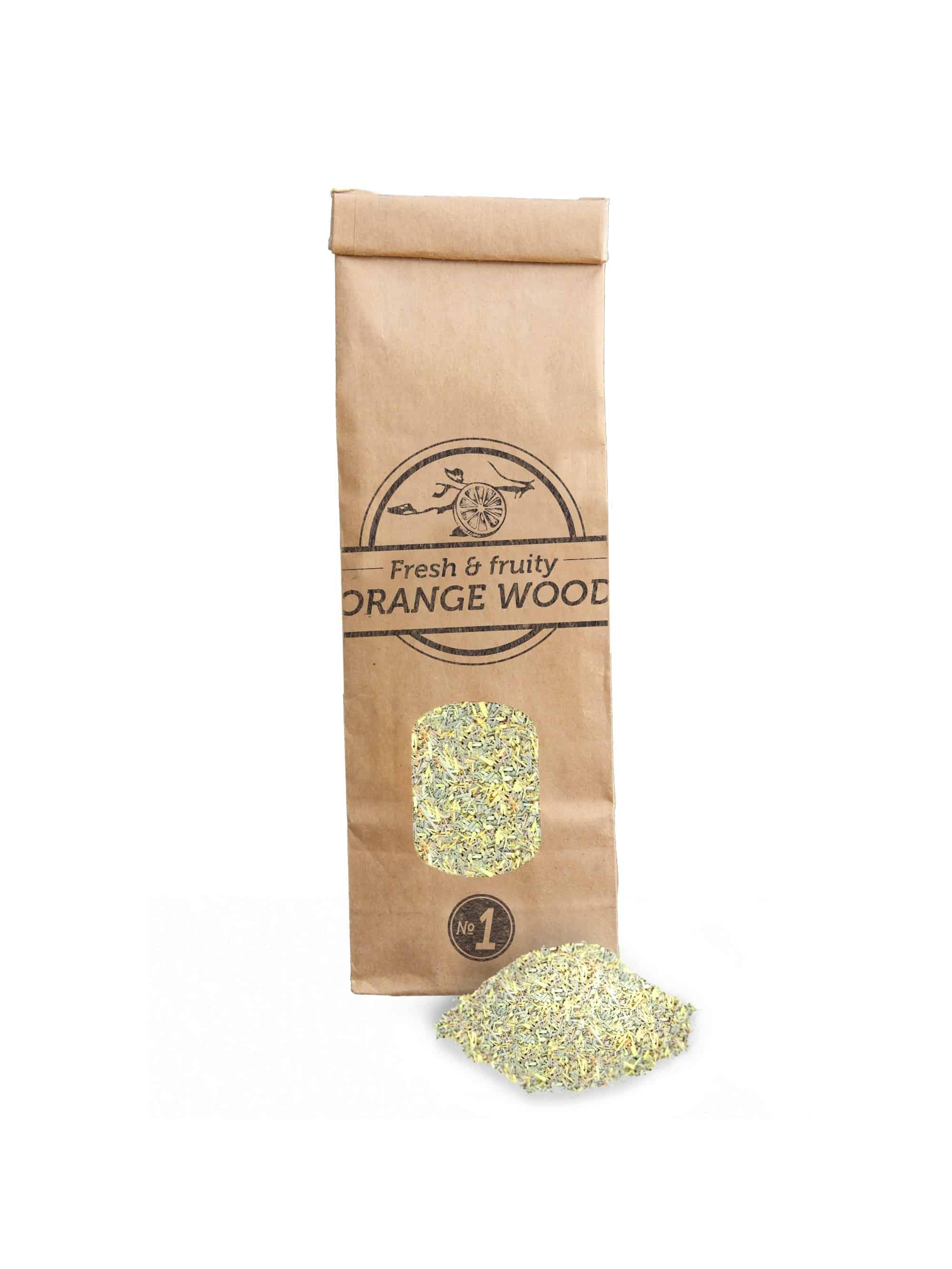 SOW Sinaasappelhout rookmot proefpakket Nº1