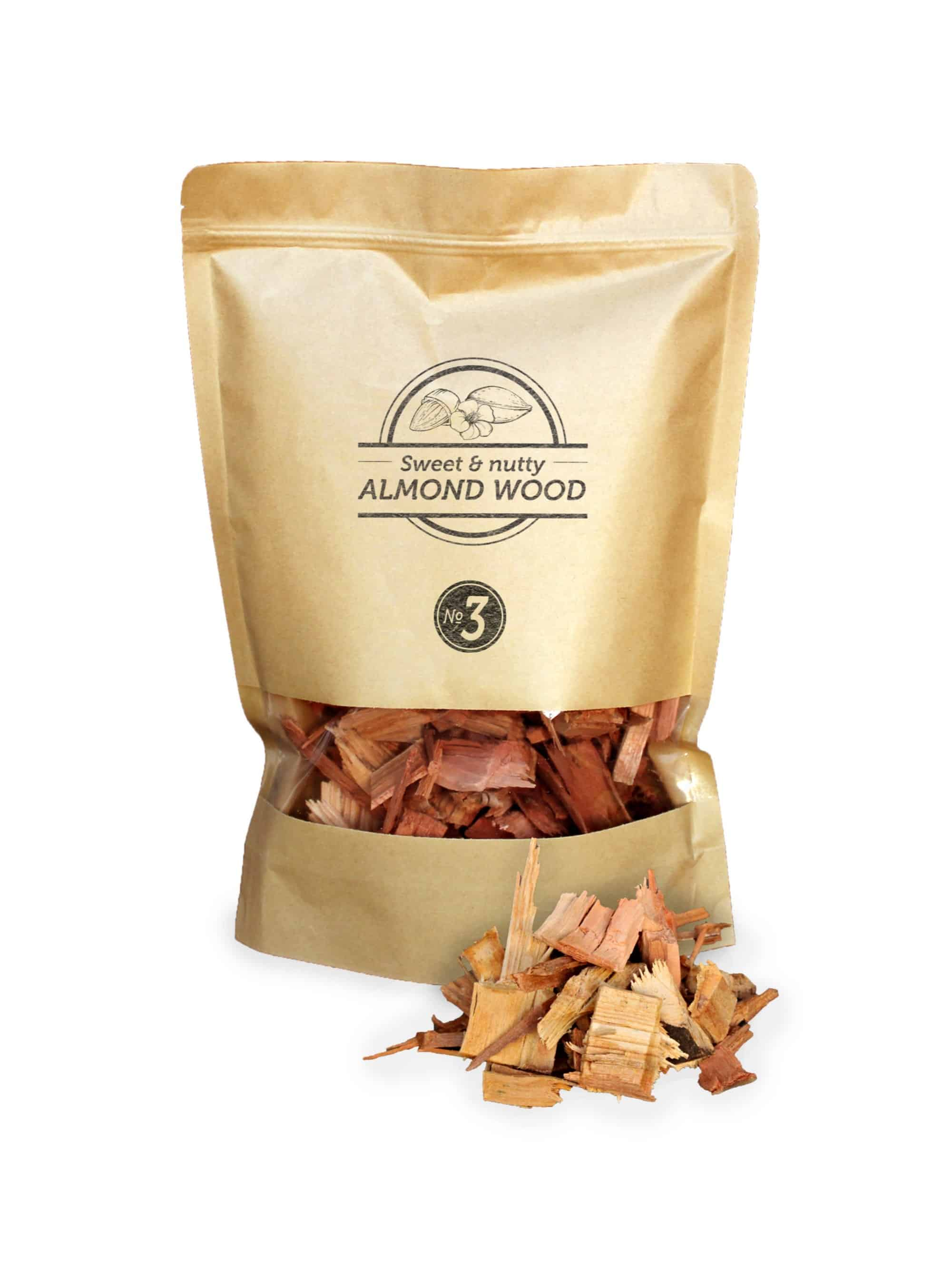 SOW Almond Wood Smoking Chips Nº3