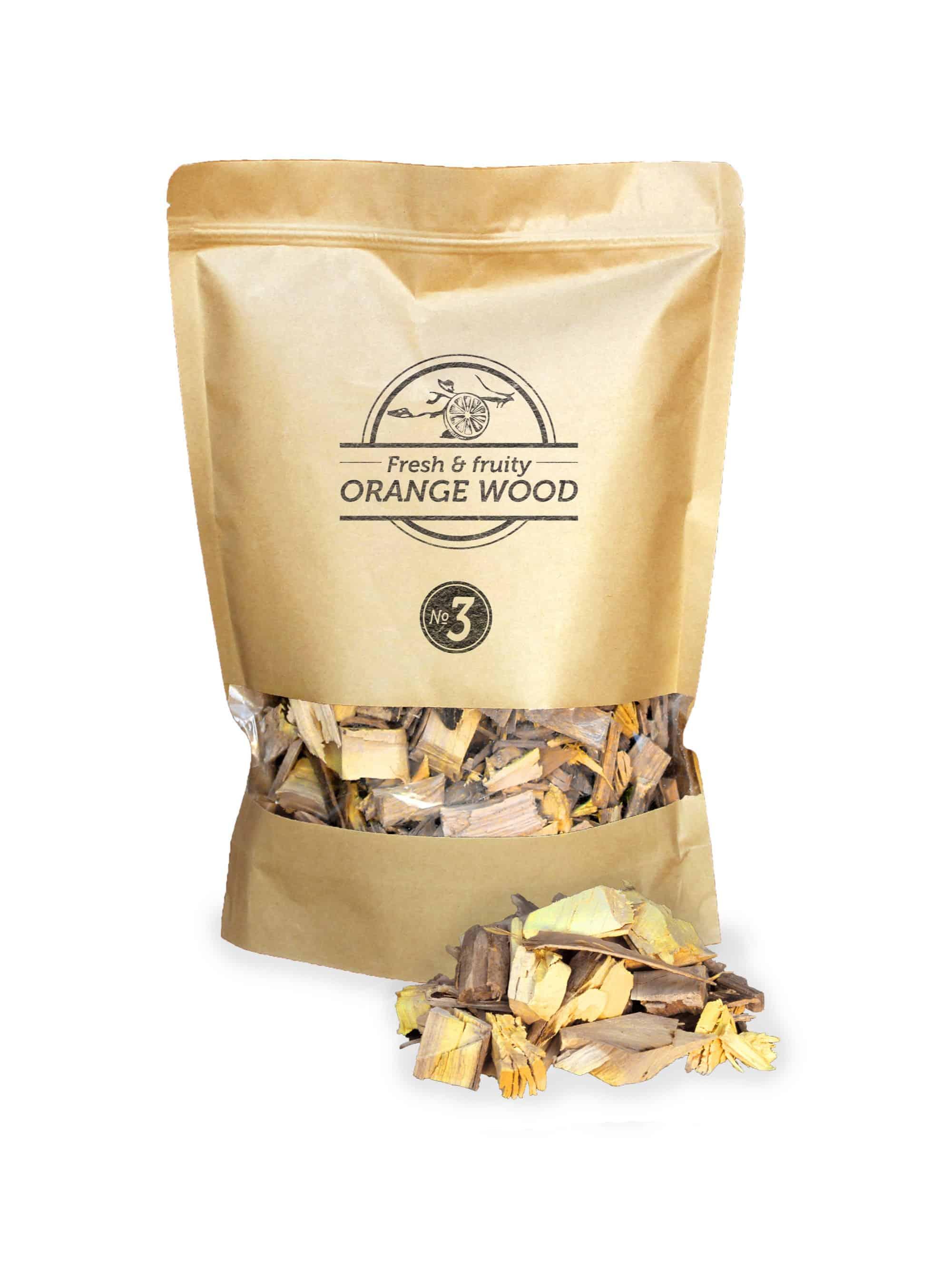 SOW Sinaasappelhout rookchips Nº3