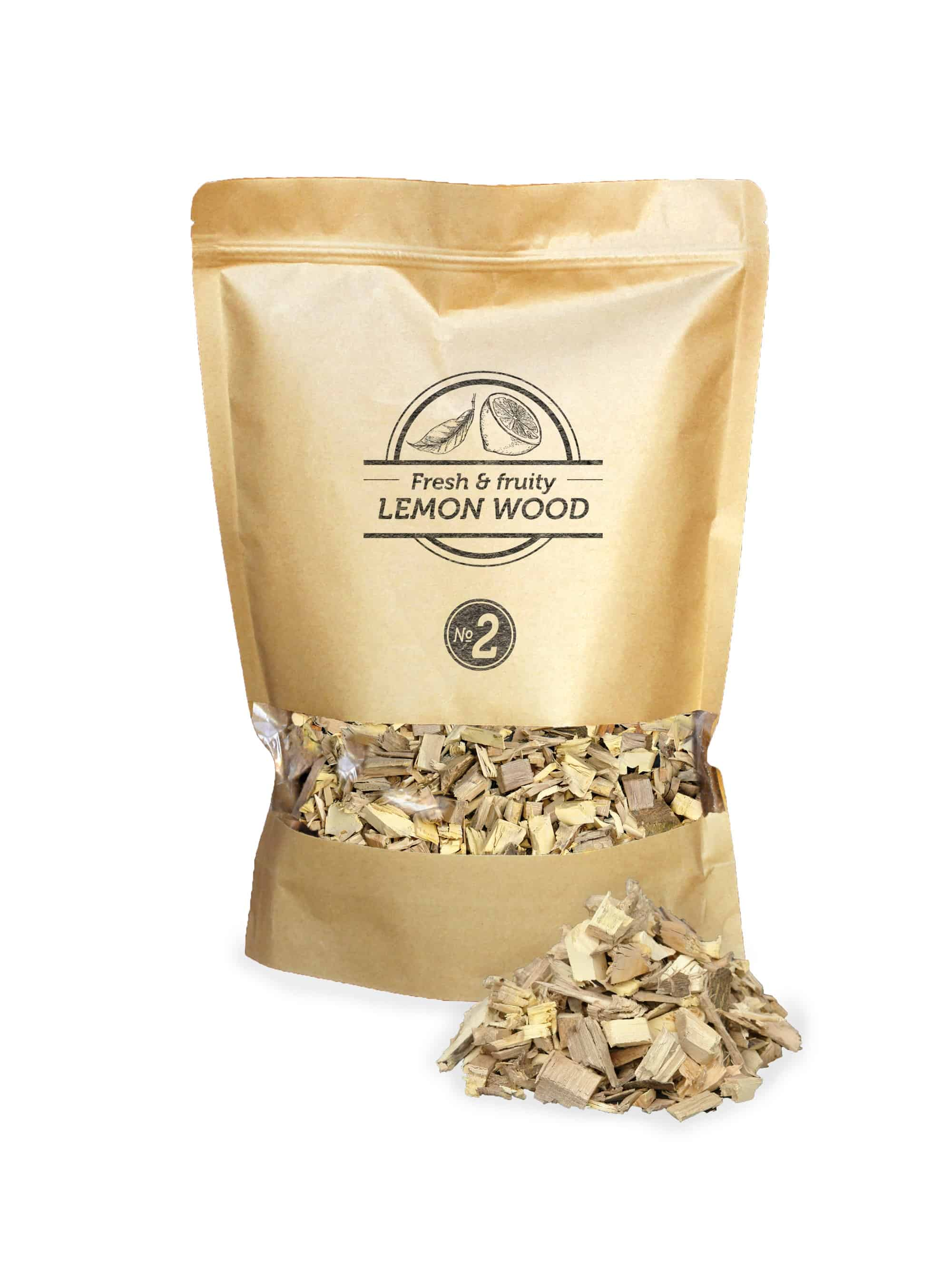 SOW Lemon Wood Smoking Chips Nº2