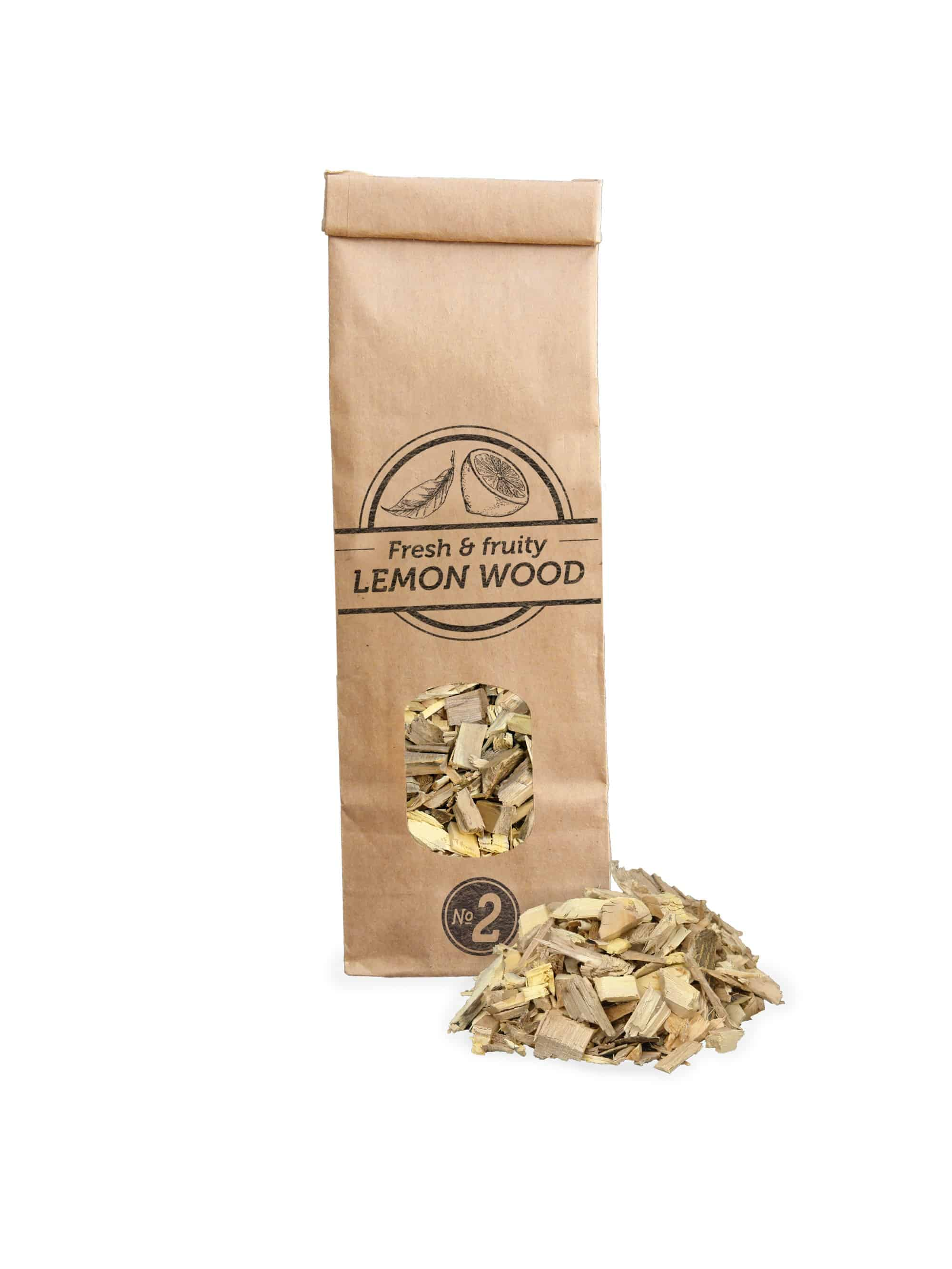 SOW Lemon Wood Smoking Chips Small Pack Nº2