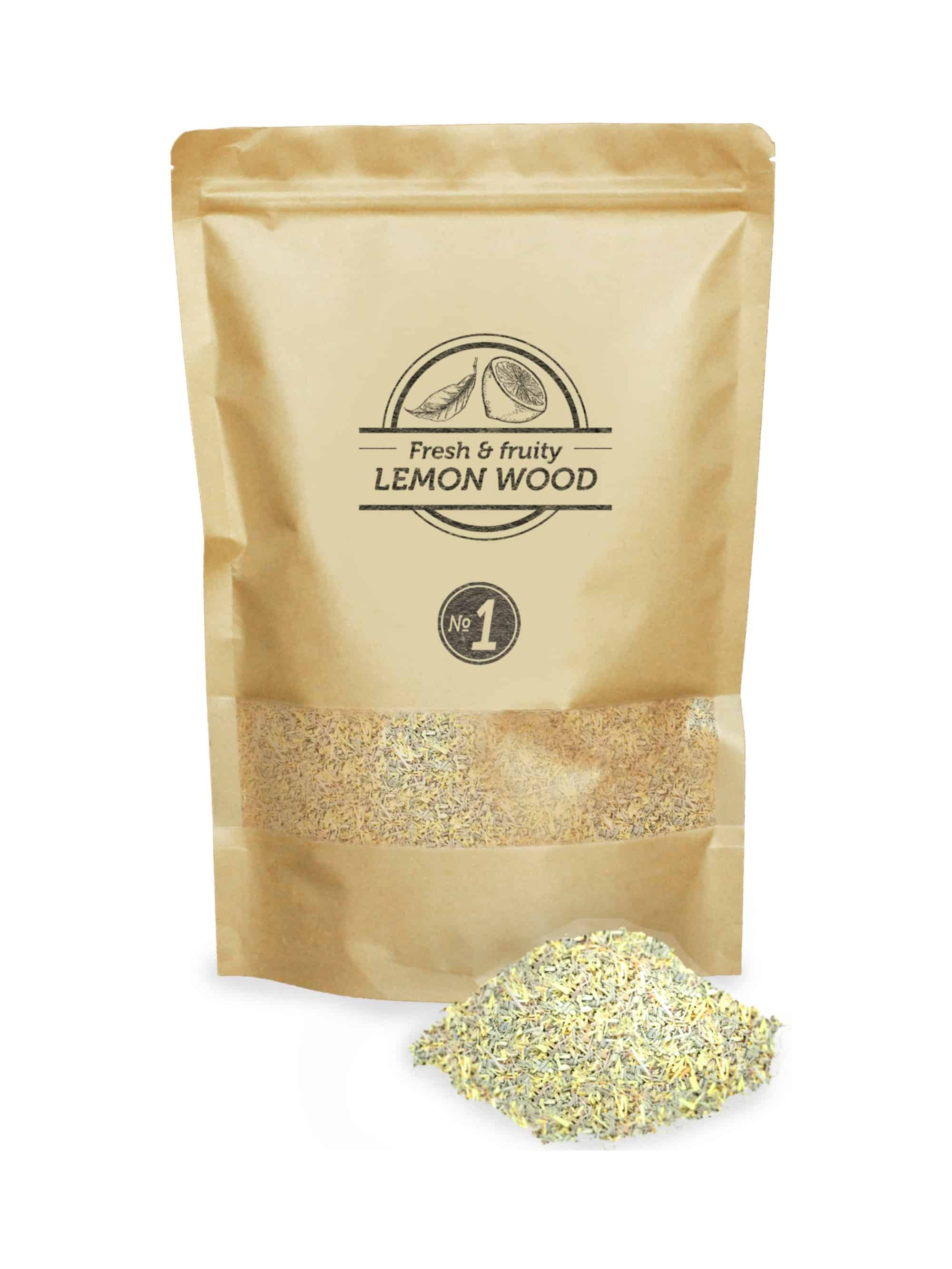 SOW Lemon Tree Wood Smoking Dust Nº1