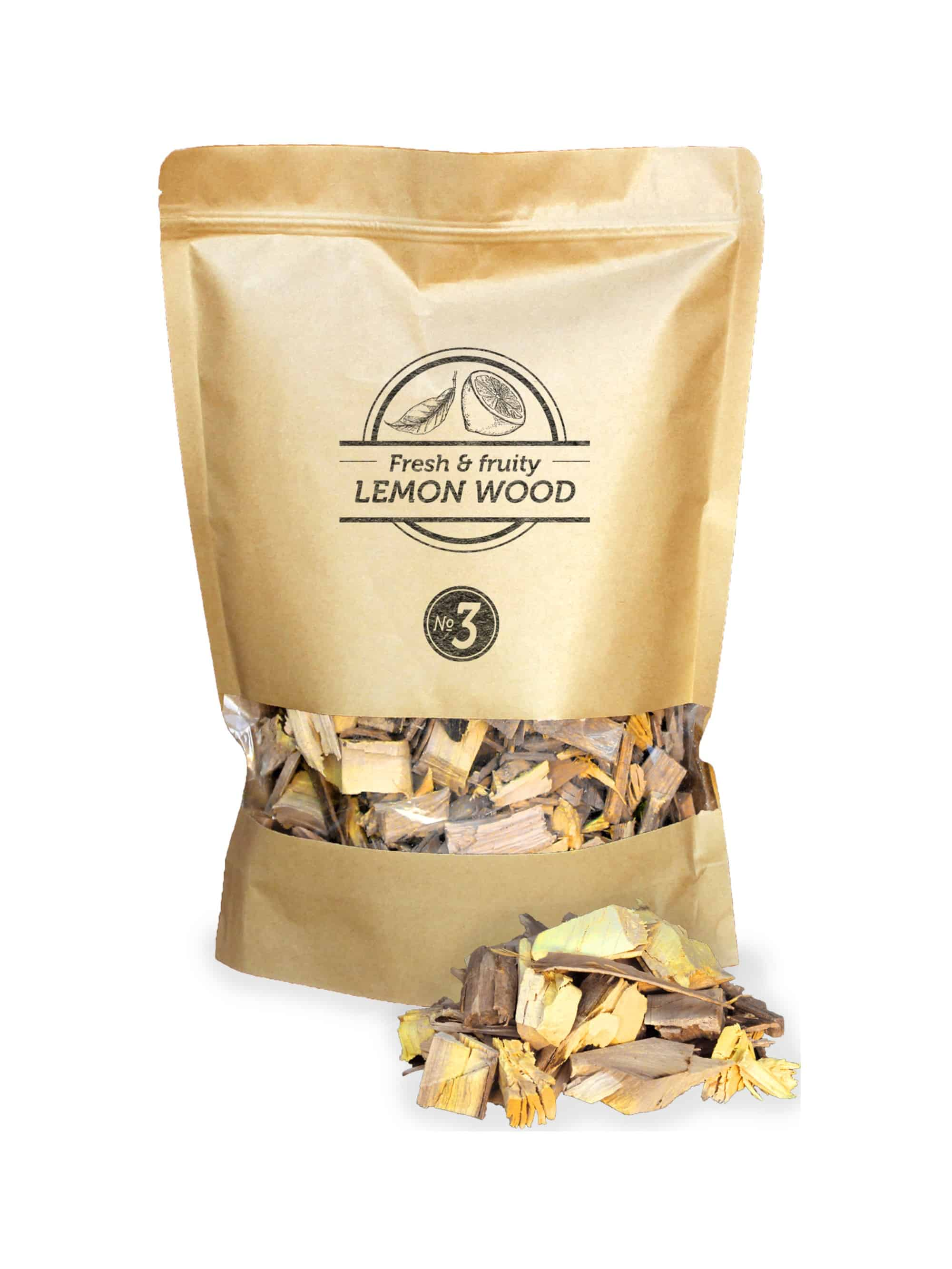 SOW Lemon Wood Chips Nº3