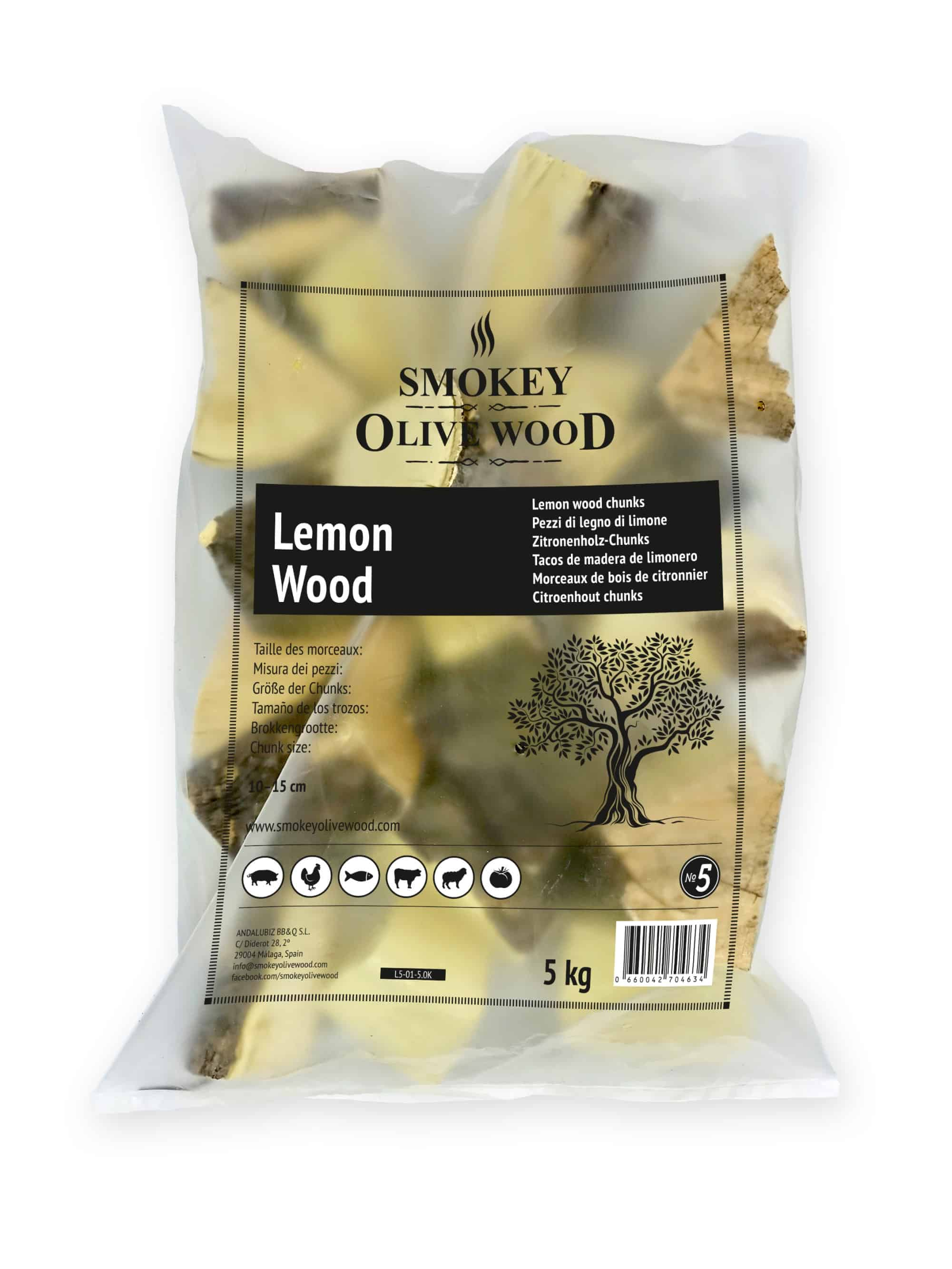 SOW Lemon Wood Chunks Nº5