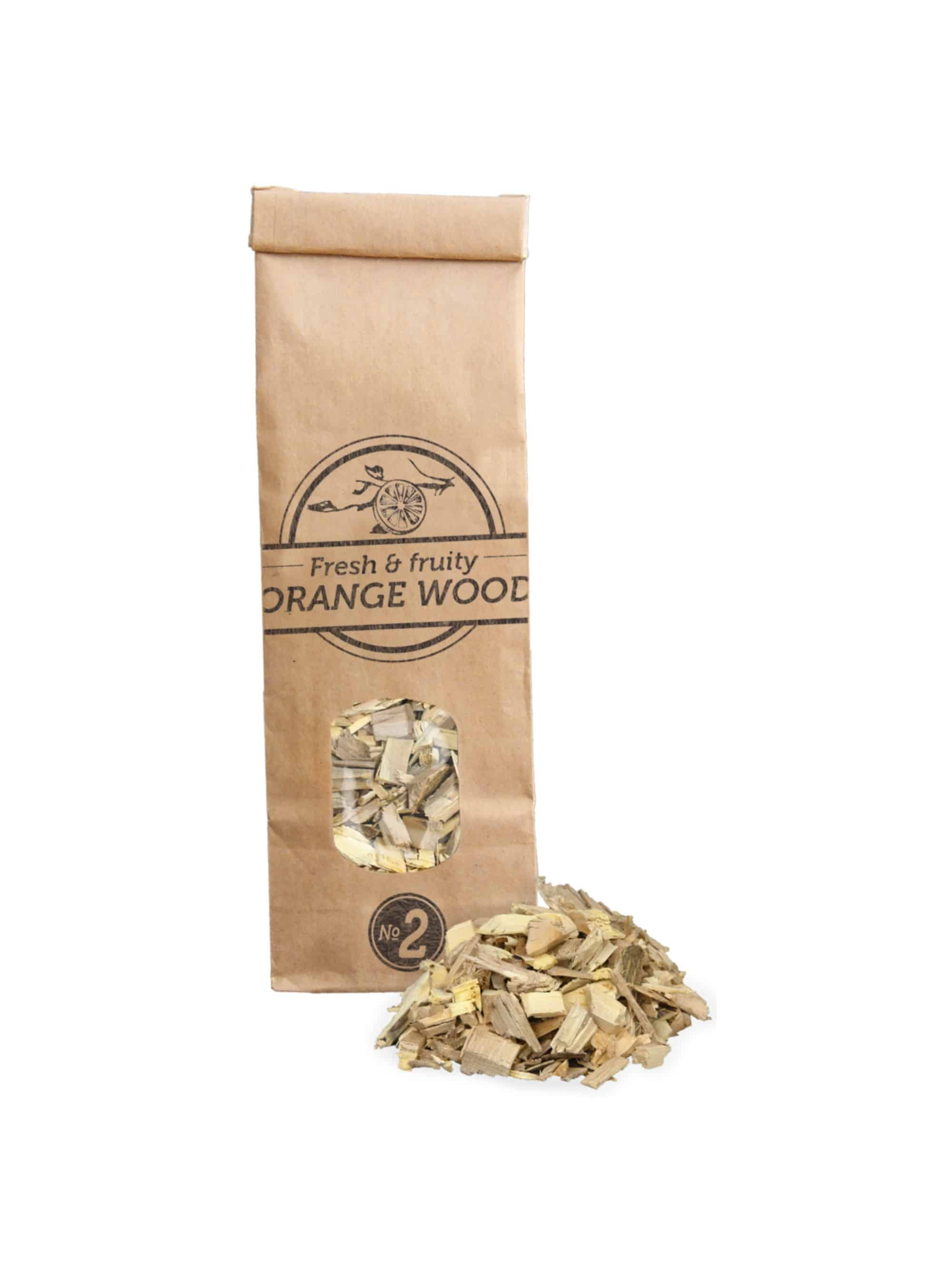 SOW Orange Wood Chips Nº2