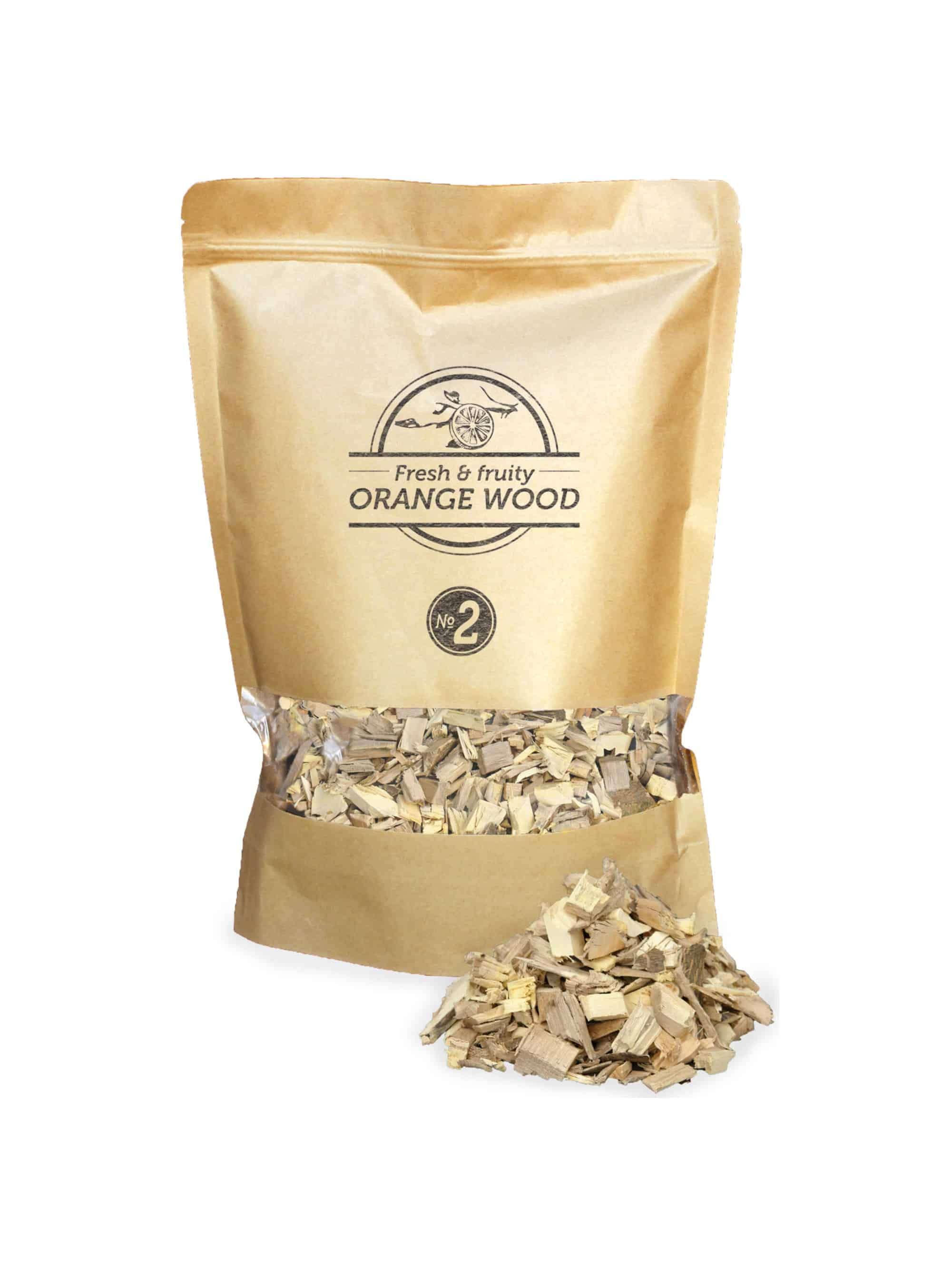 SOW Sinaasappelhout Chips Nº2