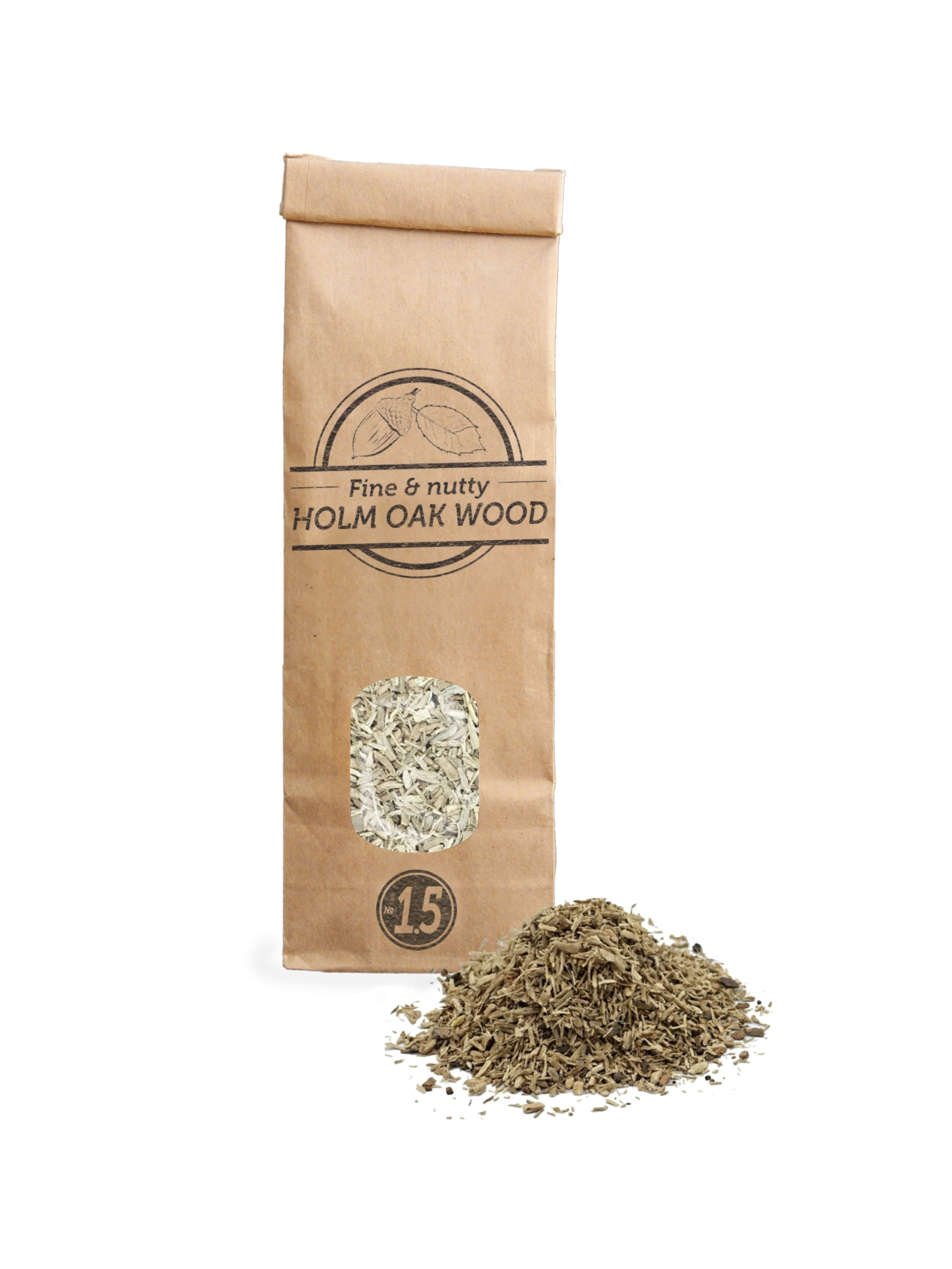 SOW Holm Oak Wood Chips Nº1.5