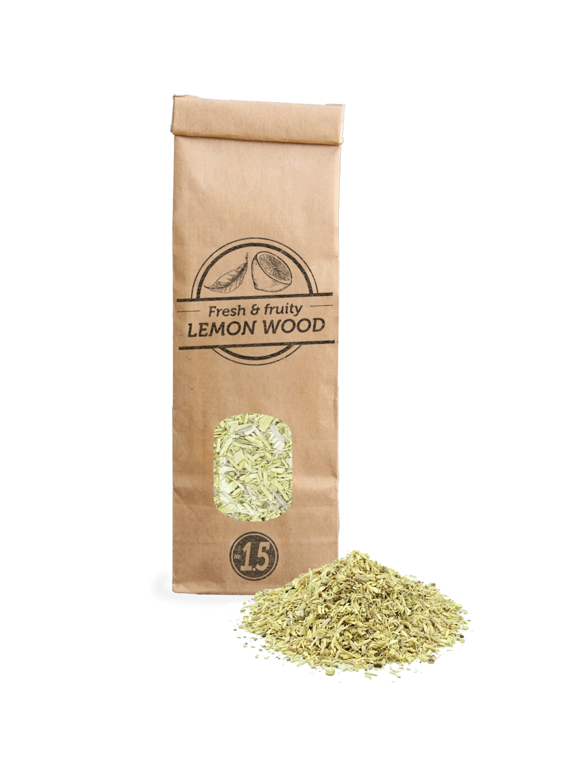 SOW Lemon Wood Chips Nº1.5