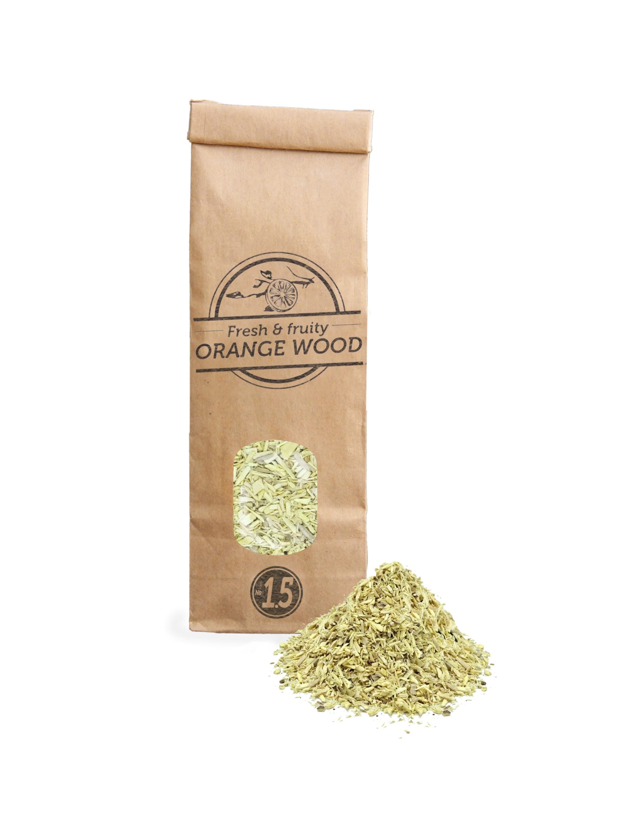 SOW Sinaasappelhout Chips Nº1.5