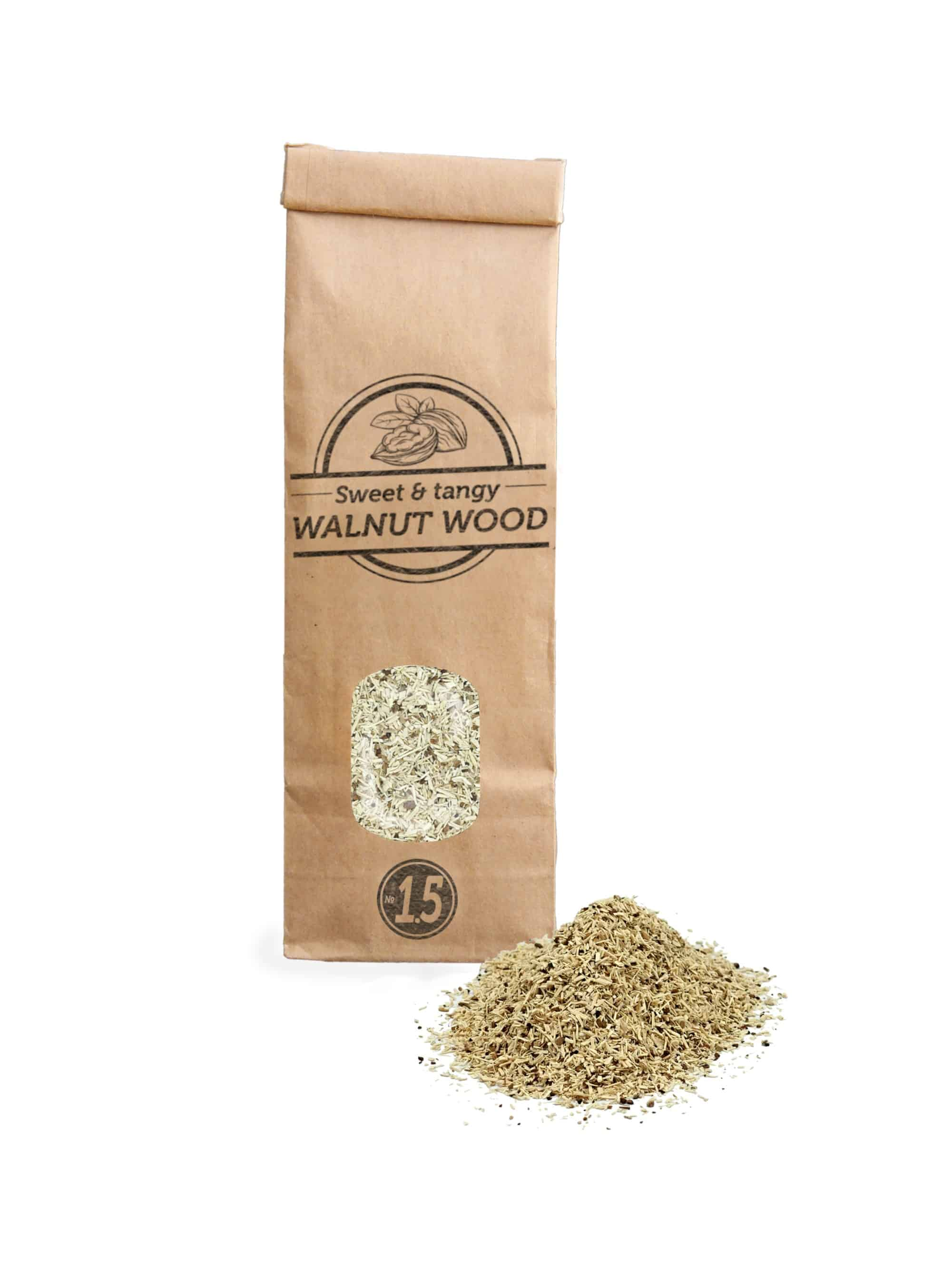 SOW Walnut Wood Chips Nº1.5