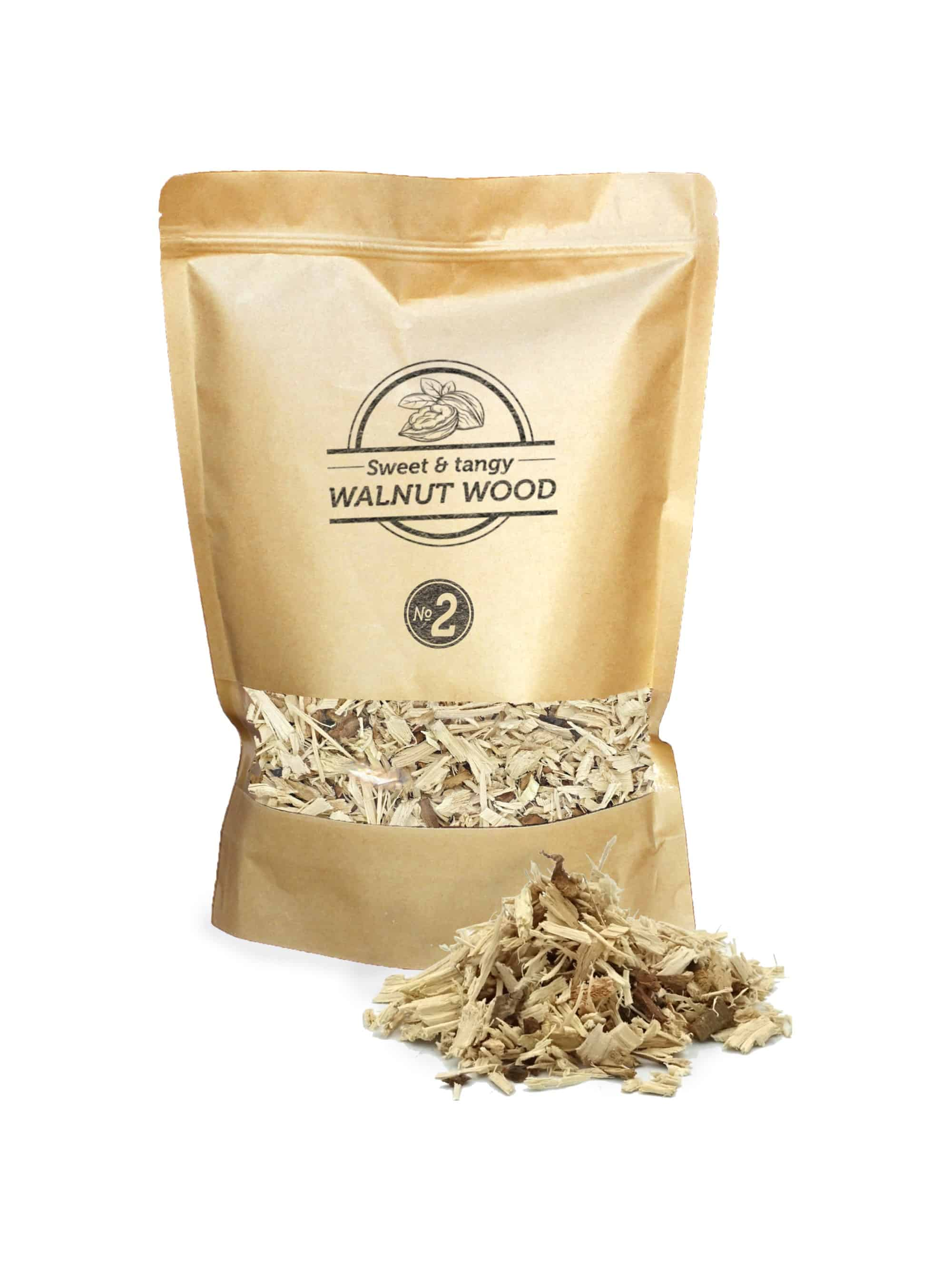 SOW Walnut Wood Chips Nº2